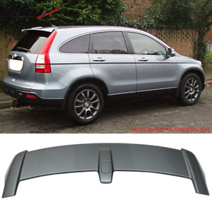 Fit 07 11 Honda Crv Oe Roof Spoiler Painted nh737m Polished Metal Metallic
