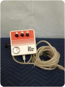 The Woods Pump For Plastic Surgery Liposuction 133837