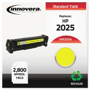 Innovera Remanufactured Cc532a 304a Toner Yellow C532a New