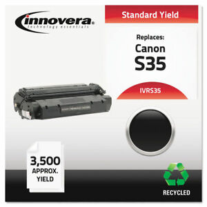 Innovera Remanufactured 7833a001aa s35 Toner Black S35 New