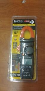 New Klein Tools 400 Amp Ac True Rms Auto ranging Digital Clamp Meter cl310