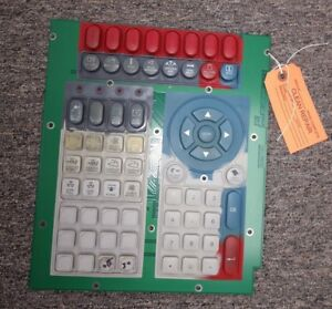 Van Dorn Demag Pathfinder 4500 Operator Keypad Assembly