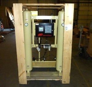 New Ingersoll Rand 120 Cfm Desiccant Compressed Air Dryer Hla1201h00aa 115v 1ph
