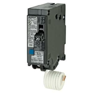 Murray Mpa120afc 20 amp 1 Pole 120 v Arc Fault Circuit Interrupter