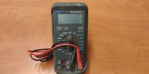 Otc 100 Automotive Meter W Cords Great Condition
