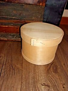 Solid Plain Shaker Style Wood Box Made Wi Primitive Country Decoration Craft