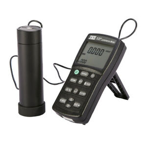 Tes 137 Luminance Meter Dual Display 4 Digital Lcd Read Out Usb Measurement