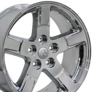 Oew 20 Rims Fit Dodge Ram 1500 Durango Dakota Aspen Chrome 2364