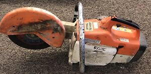Stihl Ts 400 Concrete Saw 12 Cut Off