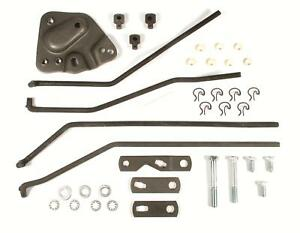 Hurst Shifters Shifter Installation Kit Competition Plus Saginaw 441 Chevy