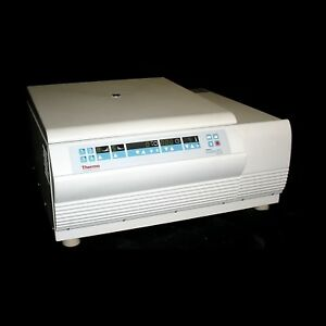 Thermo Sorvall Legend Rt Easy Set Refrigerated Centrifuge W rotor 2