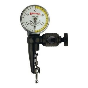 52929 Last Word Dial Test Indicator With Body Clamp Model 711fsz Dial Readi