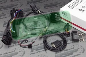 Innovate Db Wideband O2 Air Fuel Ratio Gauge Kit Green Lc 2 Lc2 3873