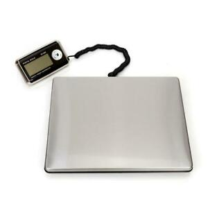 220lb 100kg Digital Floor Platform Scale Digital Shipping Postal Tabletop Scales