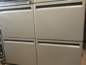 2 Drawer Lateral File Cabinet Local Delivery Available Used Many To Choose