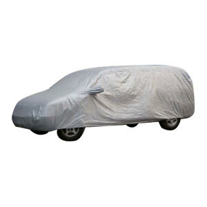 Universal Suv All Weather Silver Durable Car Cover Size Yl Outdoor Protection