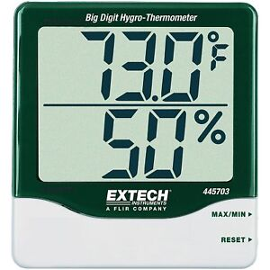Extech 445703 Big Digit Hygro thermometer
