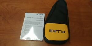 Fluke 771 Milliamp Process Clamp Meter With Soft Case