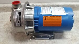 Goulds Water Technology 2st2c2h4 1 2 Hp 1750 Rpm 230 460v Centrifugal Pump