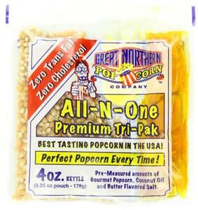 Great Northern Popcorn 4 ounce Portion Packs pack Of 24
