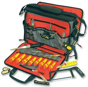 Premium Electricians Tool Kit Complete With 19 Tools