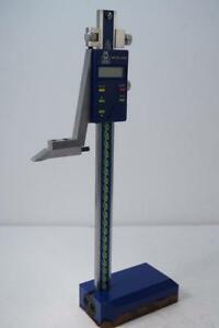 New Moore Wright 200mm 8 Digital Height Gage 0 01mm 0 0005
