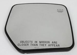 10 17 Jeep Patriot Right Side Exterior View Glass Mirror Factory Mopar New Oem