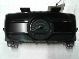 Speedometer Instrument Cluster 2015 15 Ford Taurus G1t 10849 Ad Only 33k Miles