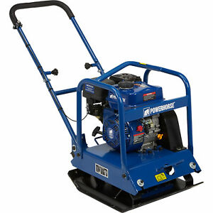 Powerhorse Single direction Plate Compactor with 7 Hp Powerhorse Engine