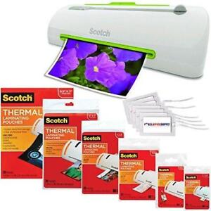 Scotch Pro Thermal Laminator 2 Roller System 16 06 X 4 25 X 4 96 Inches
