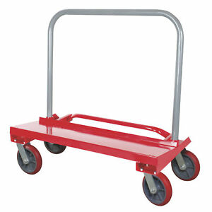 Metaltech Drywall Cart With Removable Handle 3600 lb Capacity i bmd3631r