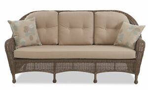 August Grove Brody Patio Sofa With Cushion