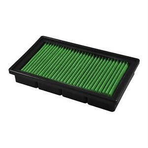 Green High Performance Factory Replacement Air Filter 2142