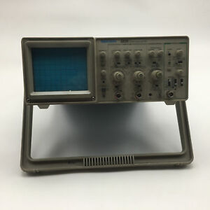 Tektronix 2225 50mhz Analog 2 Channel Trace Oscilloscope