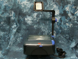 3m 1800 Dual Bulb Overhead Projector Two Super Bright Bulbs lamps included