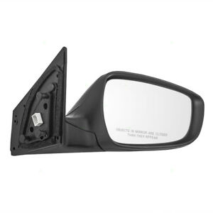 New Passengers Power Side Mirror Heated Blind Spot Glass For 14 16 Elantra Korea