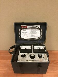 Biddle 5kv Dc Dielectric Test Set System Cat 220005 Series Working Free Shipping