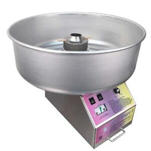 Paragon Spin Magic 5 Cotton Candy Machine With Metal Bowl For Professional