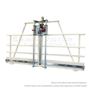 Safety Speed Cut 120v Vertical Panel Saw H6