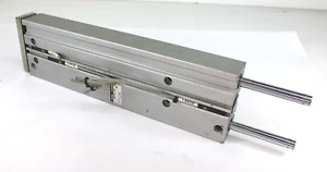 Smc Mgpl20 250 Compact Guide Cylinder 20mm Bore 250mm Stroke