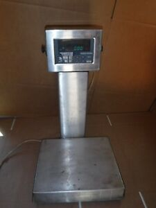 Weigh tronix Stainless Steel Scale Model Bs 1214 100