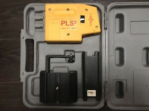 Pacific Laser Systems Pls 5 Laser Level Tool N5 55203