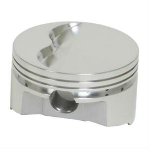 Srp Small Block Chevy 350 400 Flat top Piston 138093 s