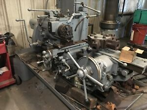 Warner Swasey No 3 Turret Lathe