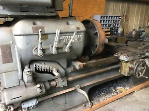 Lodge Shiply 25 Lathe