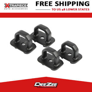 Deezee Truck Bed Tie Downs Anchor Point For 07 18 Chevy Silverado Gmc Sierra