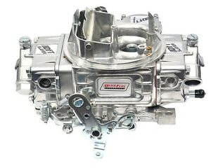 Quick Fuel Carburetor Sl 600 Vs Slayer Series 600cfm 4bbl Vacuum Polished