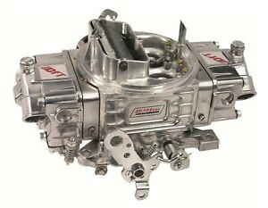 Quick Fuel Carburetor Hr 650 Hot Rod Series 650 Cfm 4bbl Mechanical Polished