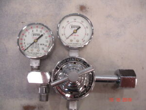 Used Medical Oxygen Regulator Victor Equipment Company Sr200ml Very Clean