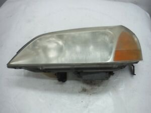 2001 Acura Cl Type S A T Driver Left Headlight Hid Oem 2002 2003